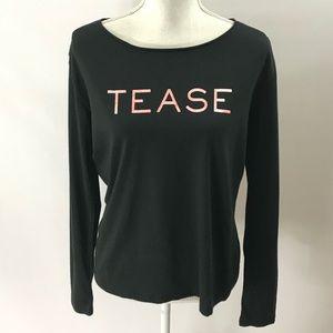 Victoria's Secret Long Sleeve T-shirt Size S/P